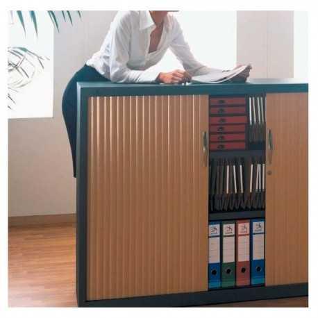 Armario persianas 1,98 m. con estantes