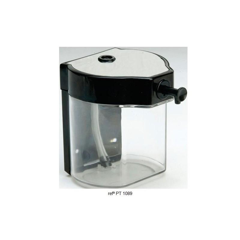 Dosificador manual de jabón en ABS 1 litro