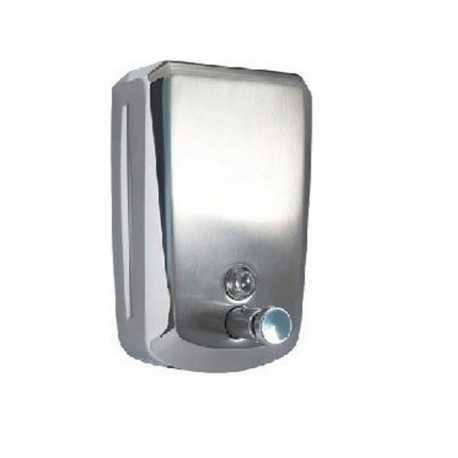 Dosificador de jabón en acero inoxidable 800 ml