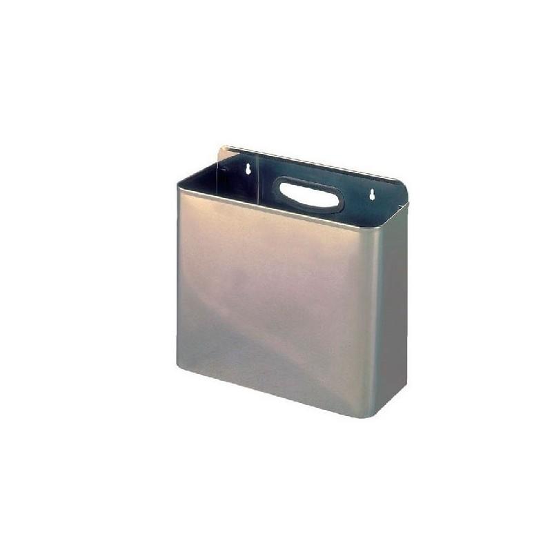 Papelera INOX 10 L
