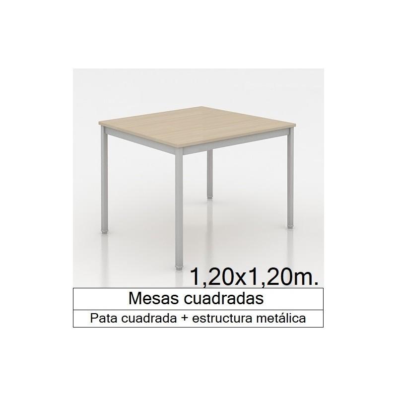 Mesa MADI CUADRADA 1200