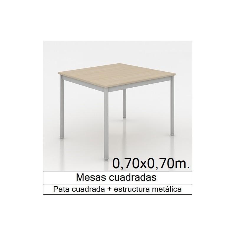Mesa MADI CUADRADA 700