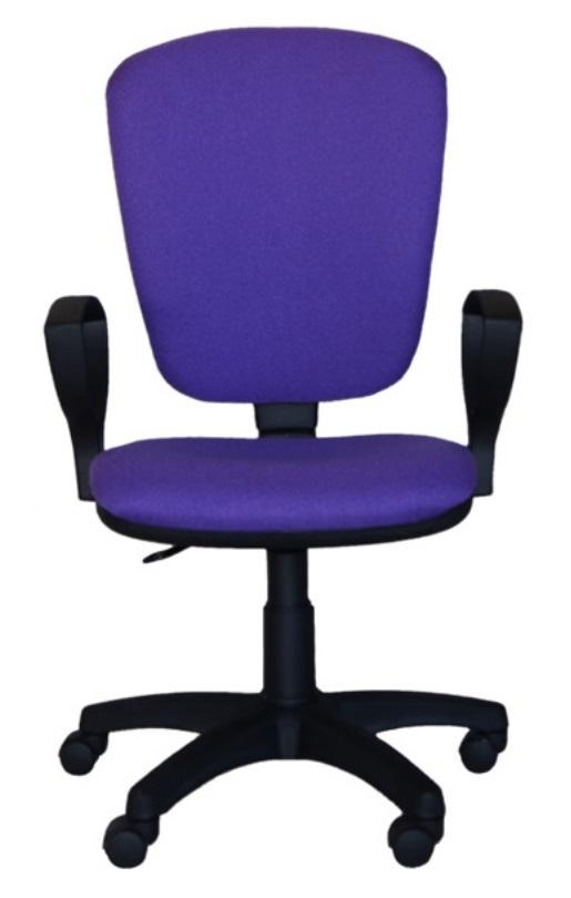 Serie silla UDIN giratoria y con brazos.