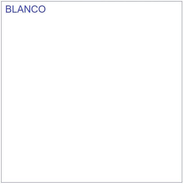 Tono Blanco