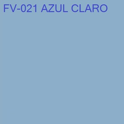 FV-021 AZUL C.