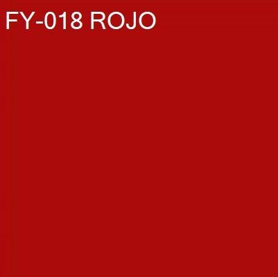 FY-018 ROJO