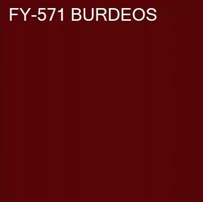 FY-571 BURDEOS